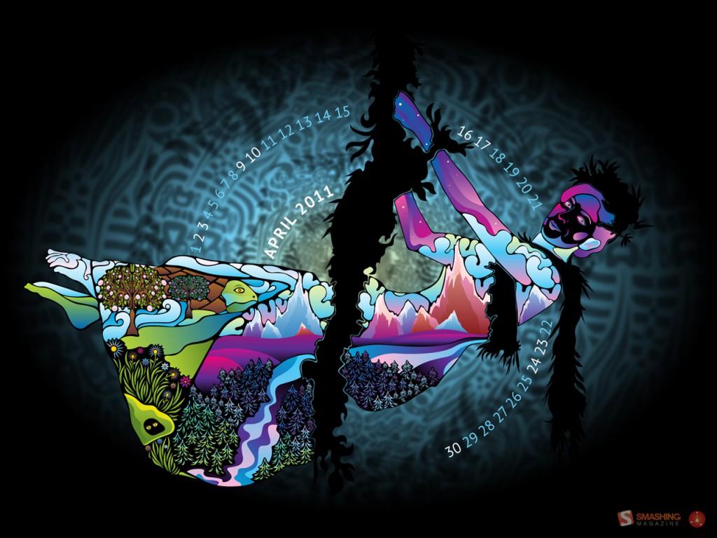 Fantastic Wallpaper Music Spring - april-11-psychedelic_spring_fairy-calendar-1280x960-1024x768  Photograph_866551.jpg