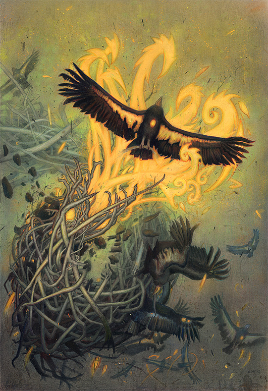 California condor by Rodrigo Enrique Luff