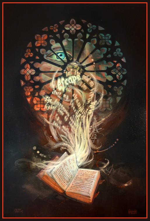Book of Sorrows by Dennis Konstantin