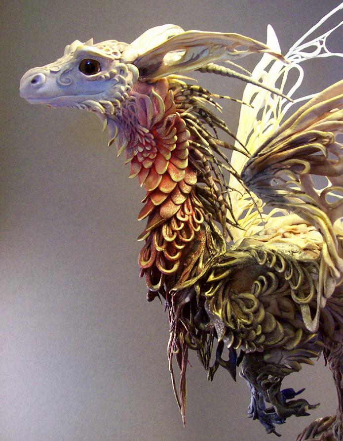 Spiny Fallow Dragon by Ellen June