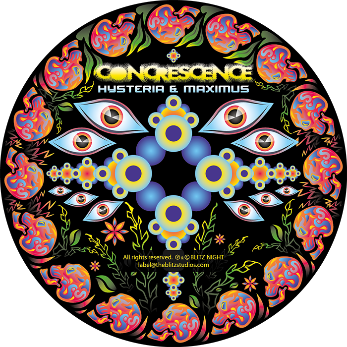 CONCRESCENCE CD by Andrei Verner