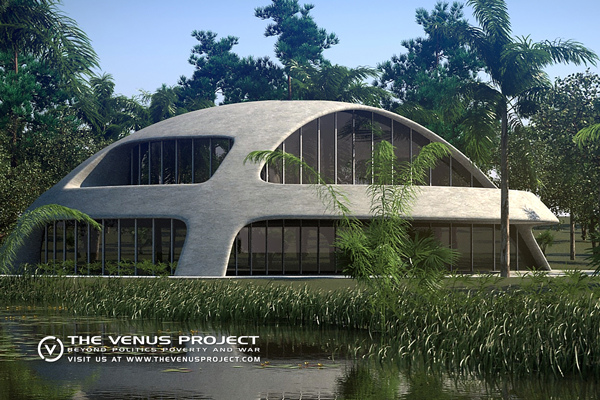 A short review on venus project movie the choice is ours for Various architectural concepts