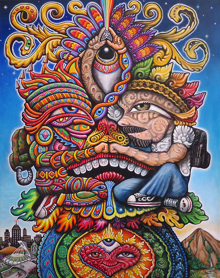 Bromance by Chris Dyer and Randal Roberts