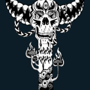 Bone Totem - Isolated Design