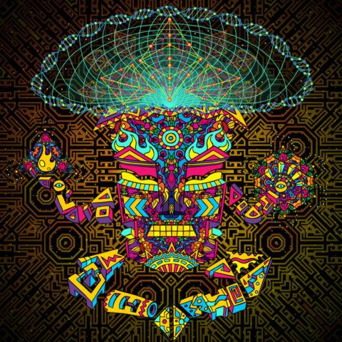 Magic Mushroom God