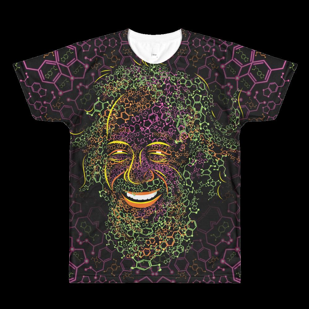Sasha Shulgin T-shirt by Andrei Verner