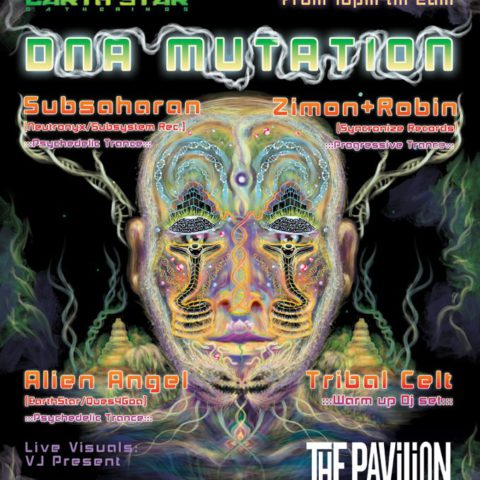 DNA Mutation Poster
