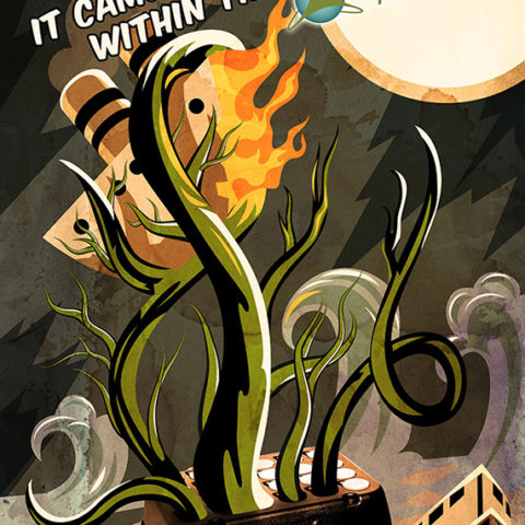 Turboklone Poster