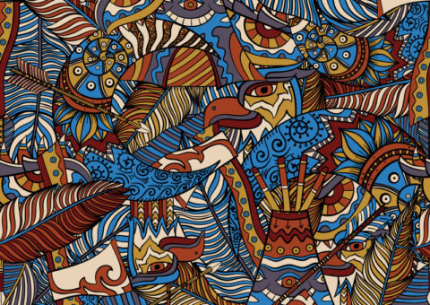 OTA Pattern Indians