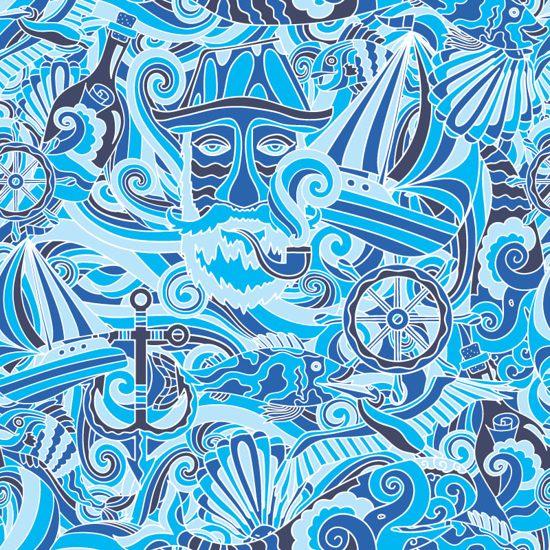 OTA Pattern Marine