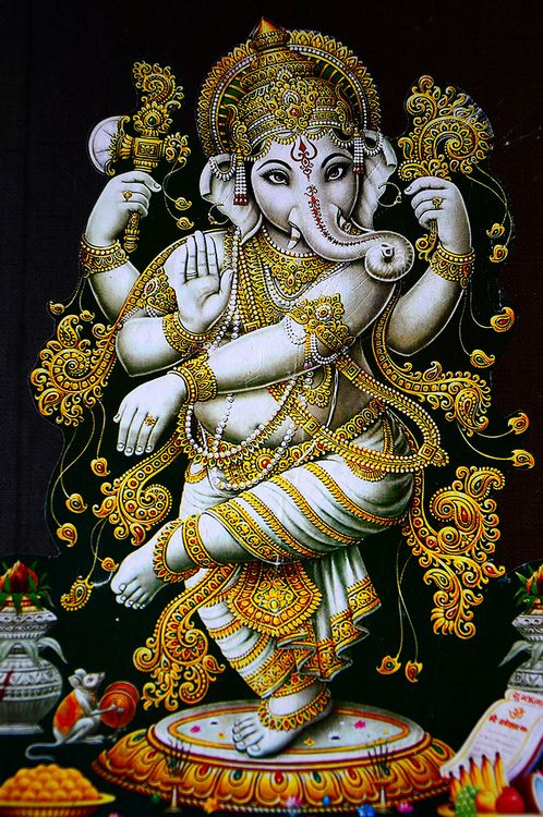 Lord Ganesha Project Art and Reference