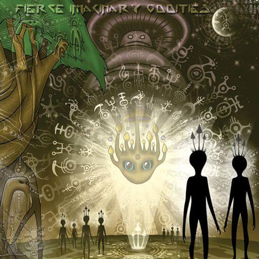 V.A. Fierce Imaginary Oddities