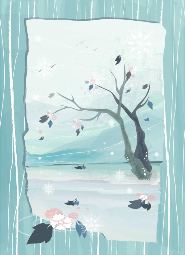 Winter by sinrevelar