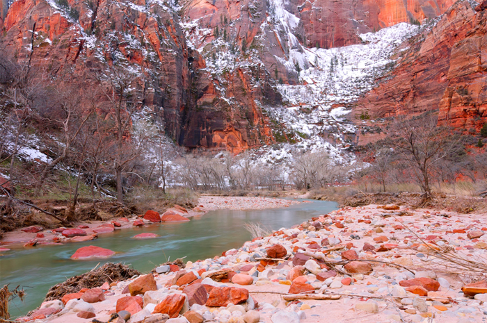 Zion National Park, Utah - Photographs by Marina Nozyer