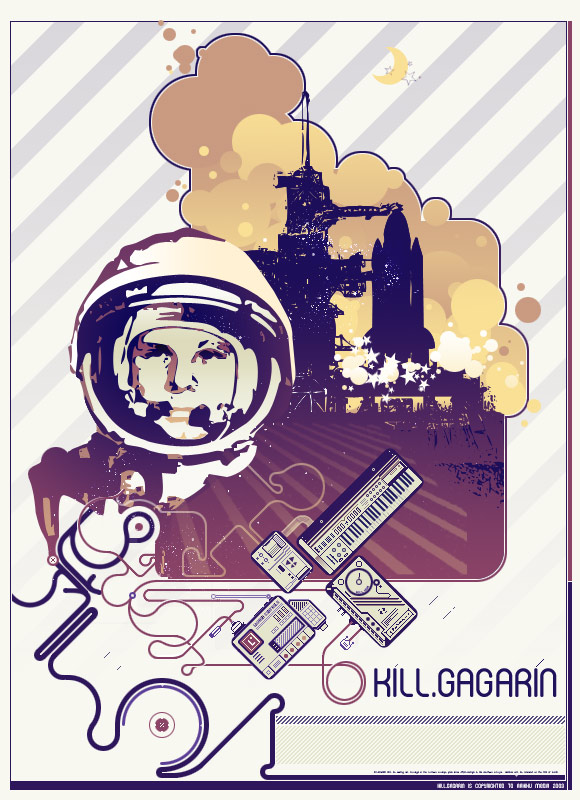 Kill.Gagarin by new-model
