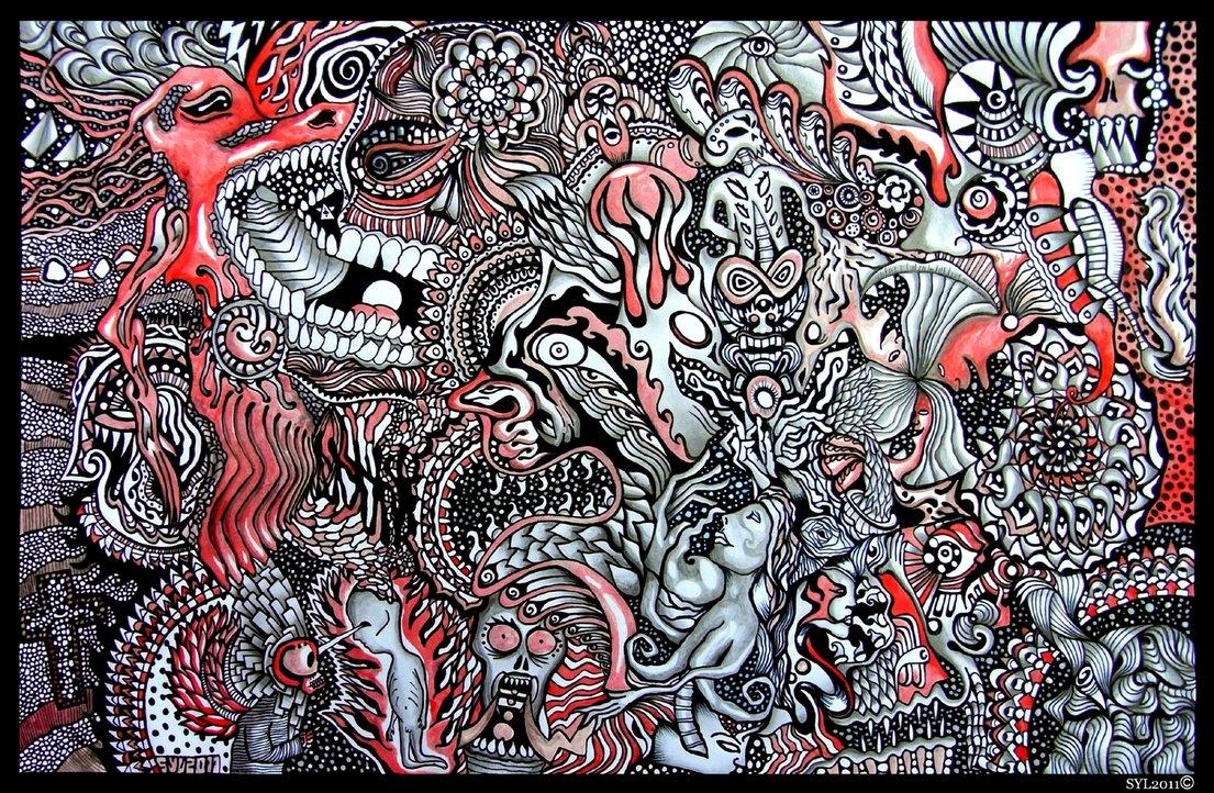Dark magic by Astral-Haze