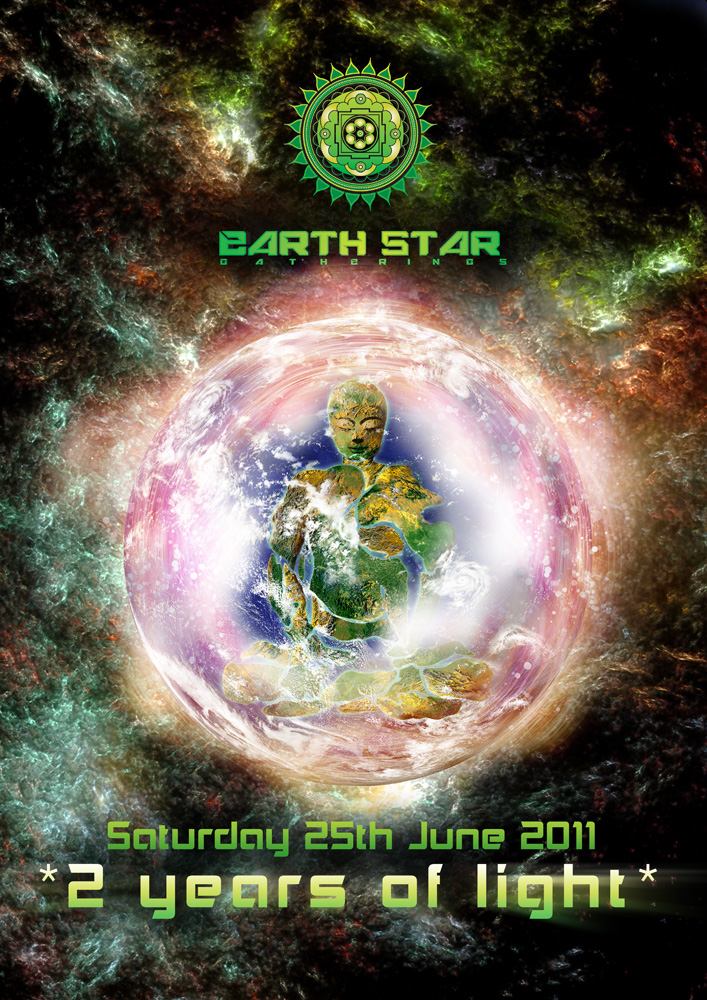 Earth Star Gathering flyer
