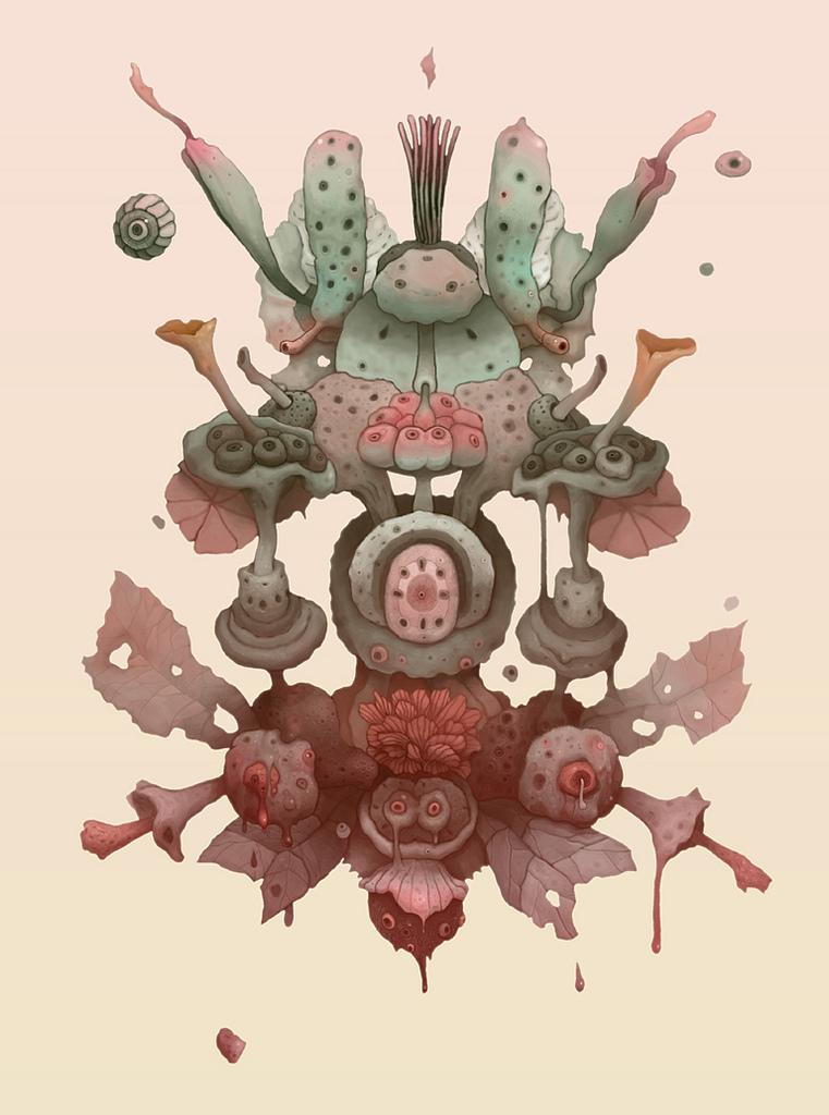art by Goma Grosa