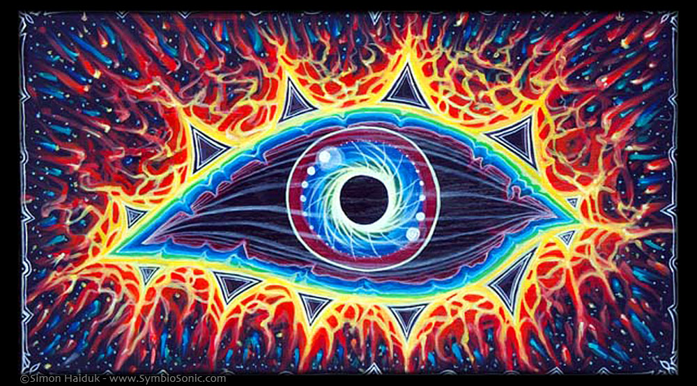 The Eye by Simon Haiduk