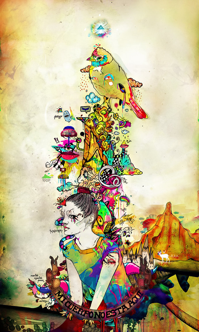 Representacion del extasis by Luis Miguel Torres
