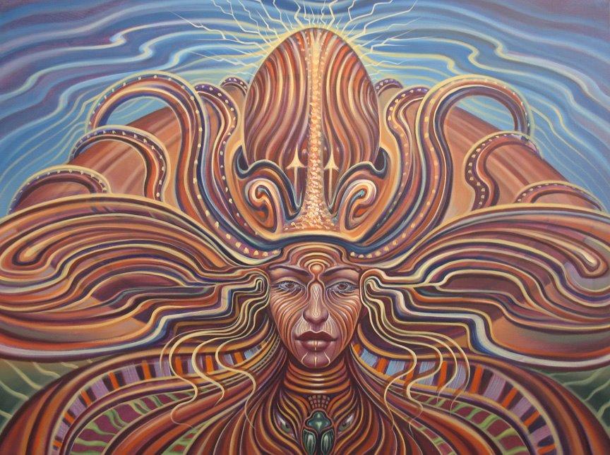Luminous beings by Amanda Sage