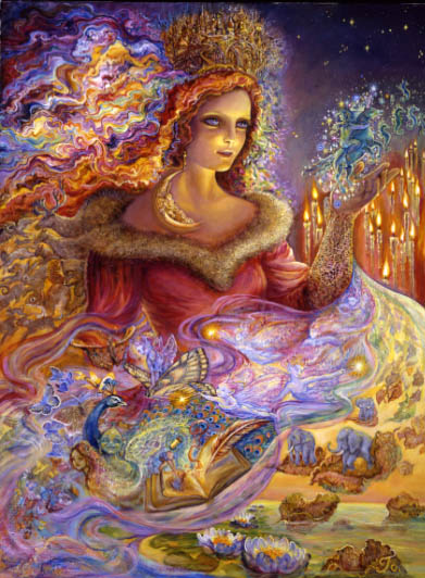 Magic by Josephine Wall