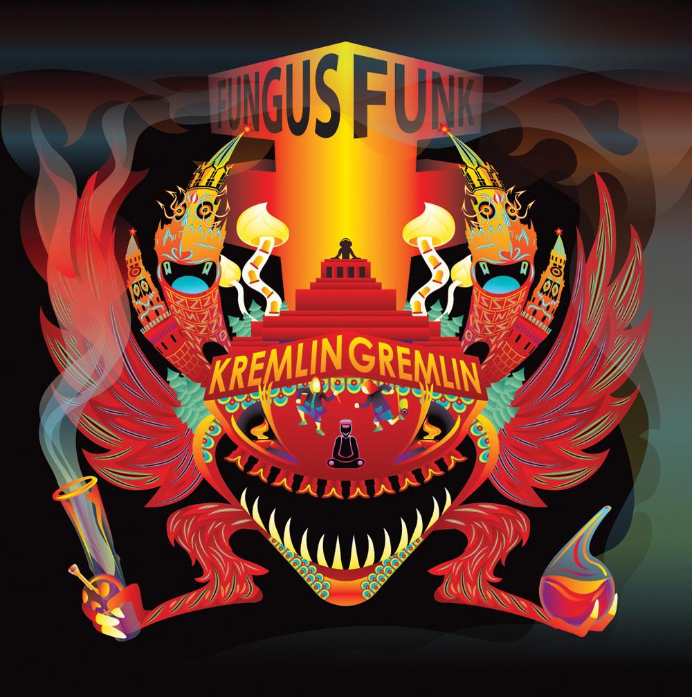 Kremlin Gremlin - Fungus Funk