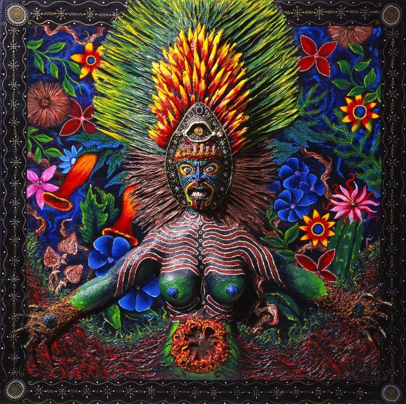 Queen of chaos by Skee Goedhart