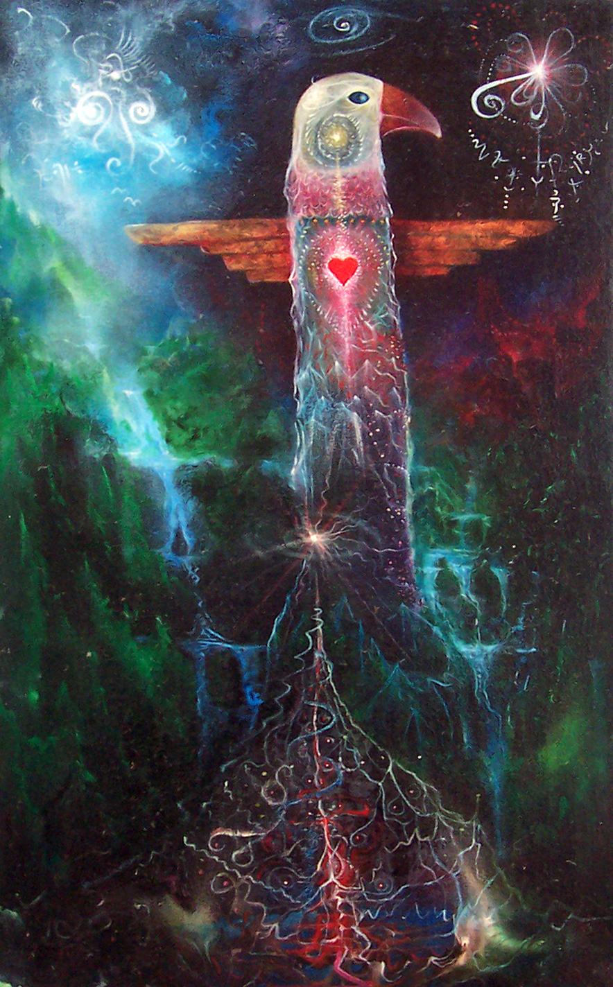 Totem of love - by Josip Csoor