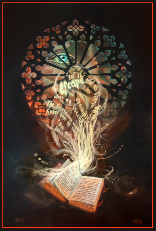 Book of Sorrows by Dennis Konstantin