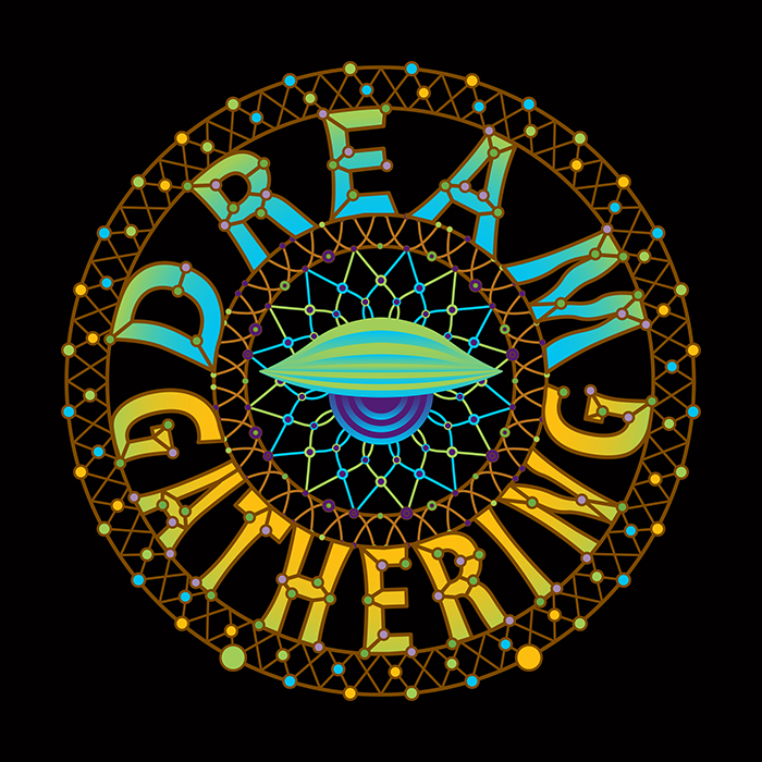 Dream Gathering logo by Andrei Verner