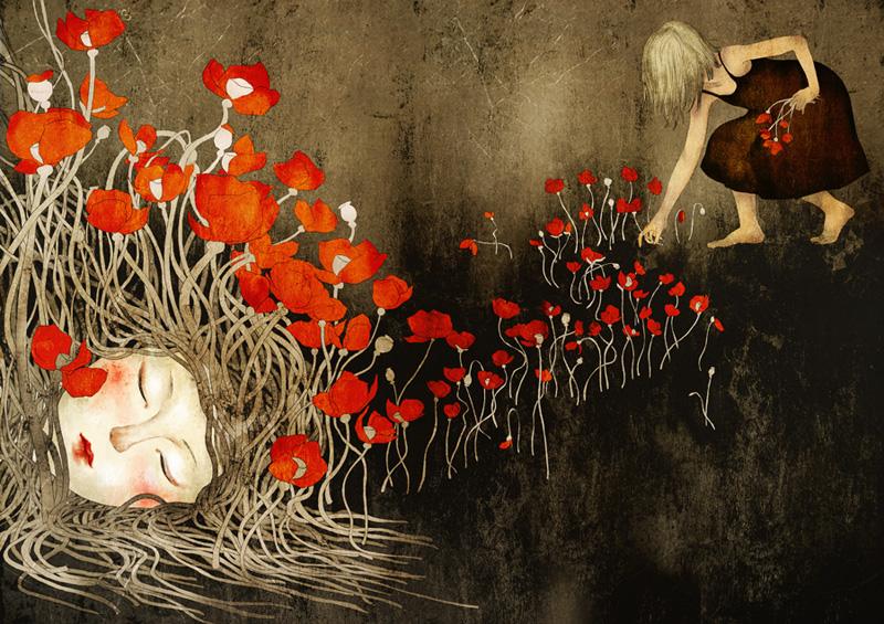 Flowers by Khoa Le