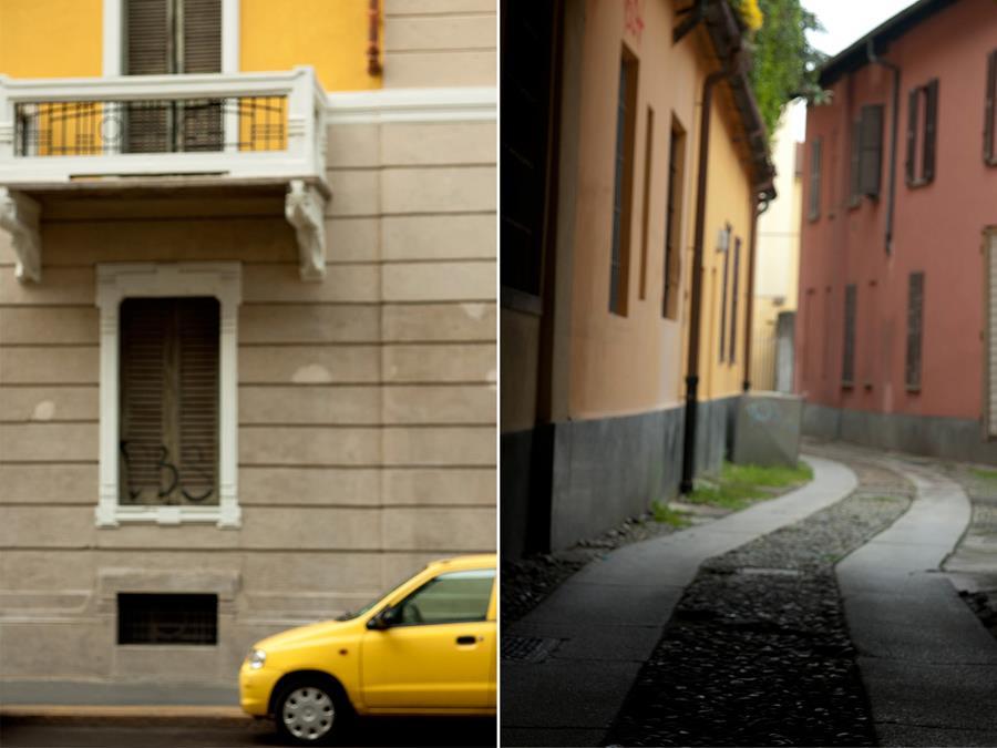 Milan, Italy, May 2013 by Marina Nozyer