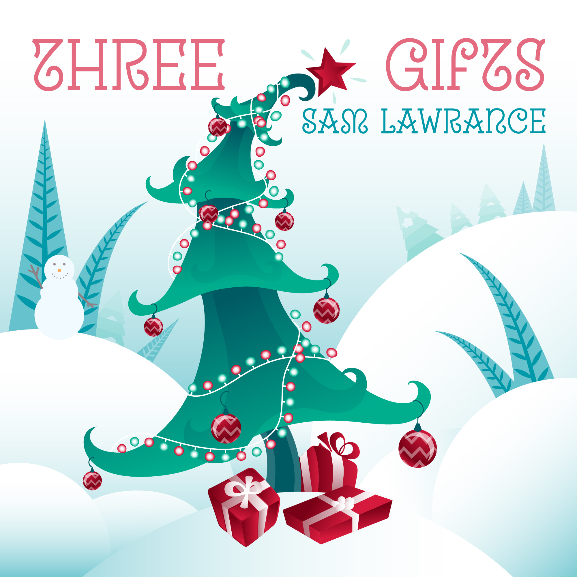 3 gifts by Sam Lawrance - song cover by Andrei Verner