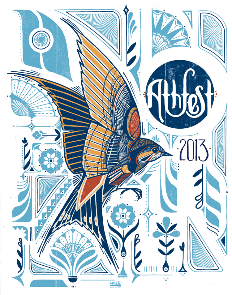 Athfest by David Hale