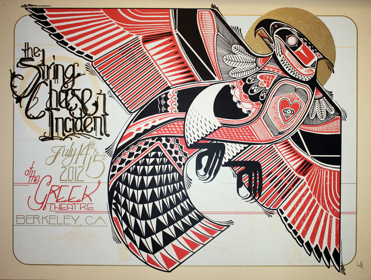 String Cheese Incidient by David Hale