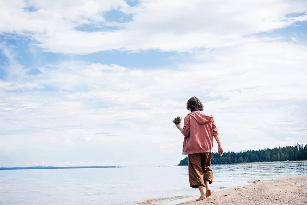 Trip to Ladoga Lake by Marina Nozyer