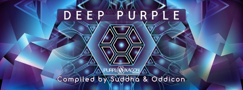 Deep Purple CD art by Andrei Verner
