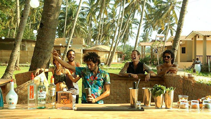 Travel into Bartending - Bartending School in Goa