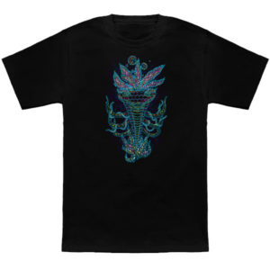 Kundalini Meditation Snake Spirit T-shirt