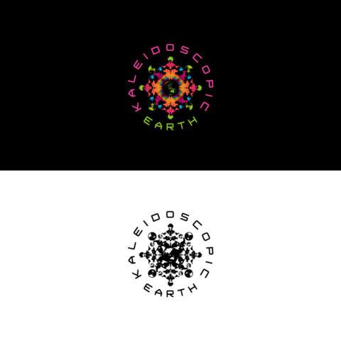 Kaleidoscopic Earth Logo