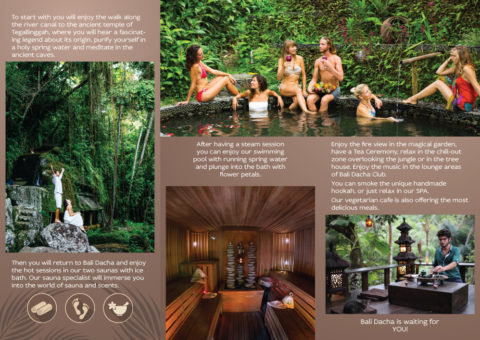 Bali Dacha Leaflet Back
