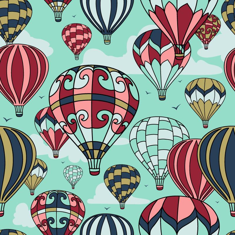 OTA Pattern Balloons