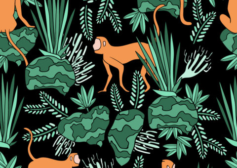 OTA Pattern Jungle
