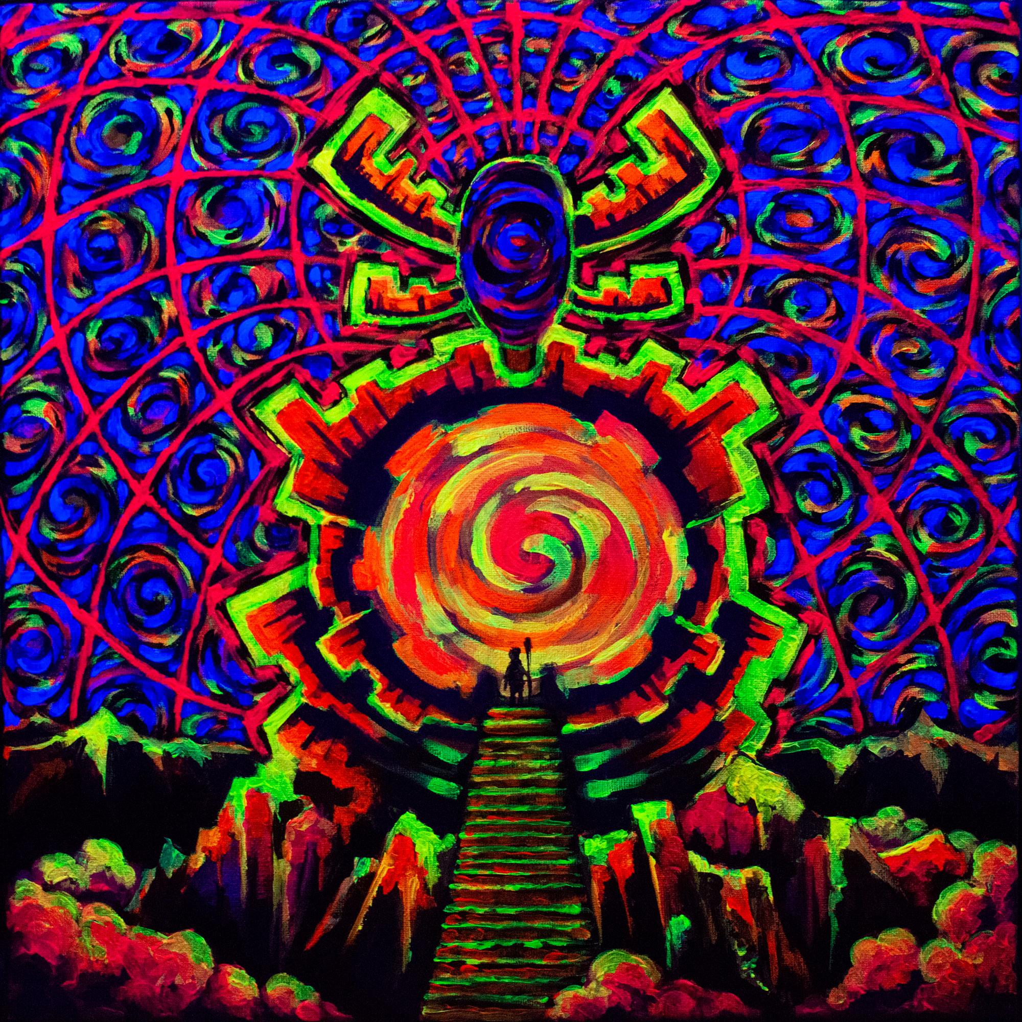 Portal UV Painting