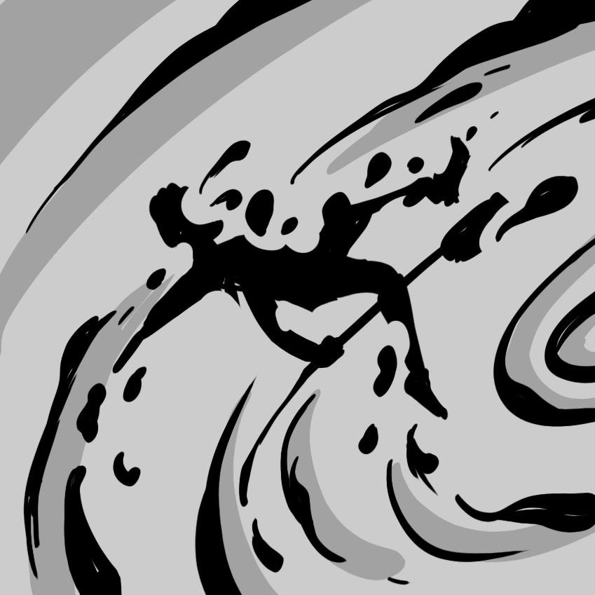 Through the Portal - sketch #3