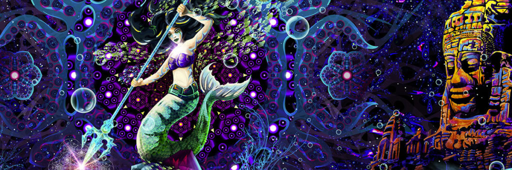 Epic Underwater Kingdom Header
