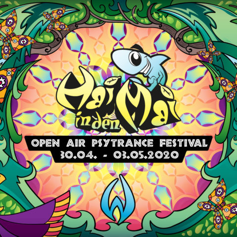 Hai in den Mai 2020 - festival Facebook event cover - by Andrei Verner