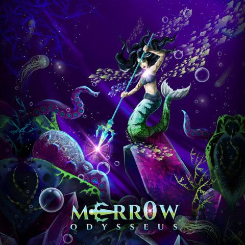 Merr0w - Odyssey - Album Cover Art