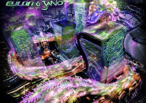 Tokyo Nights Original Mix by Cylon & Jano Psytrance Album Cover Art